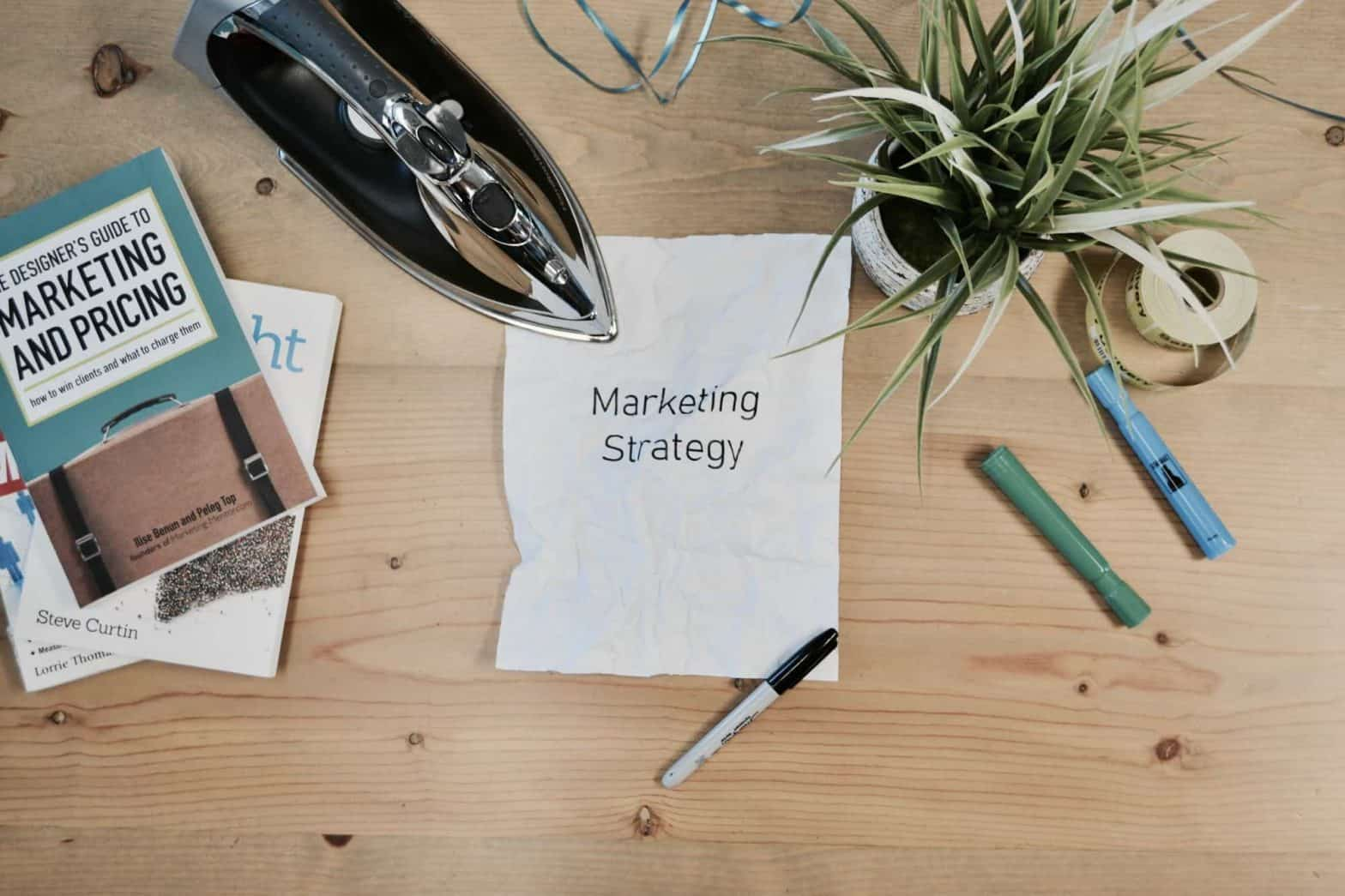 How To Write A Marketing Strategy In 8 Simple Steps