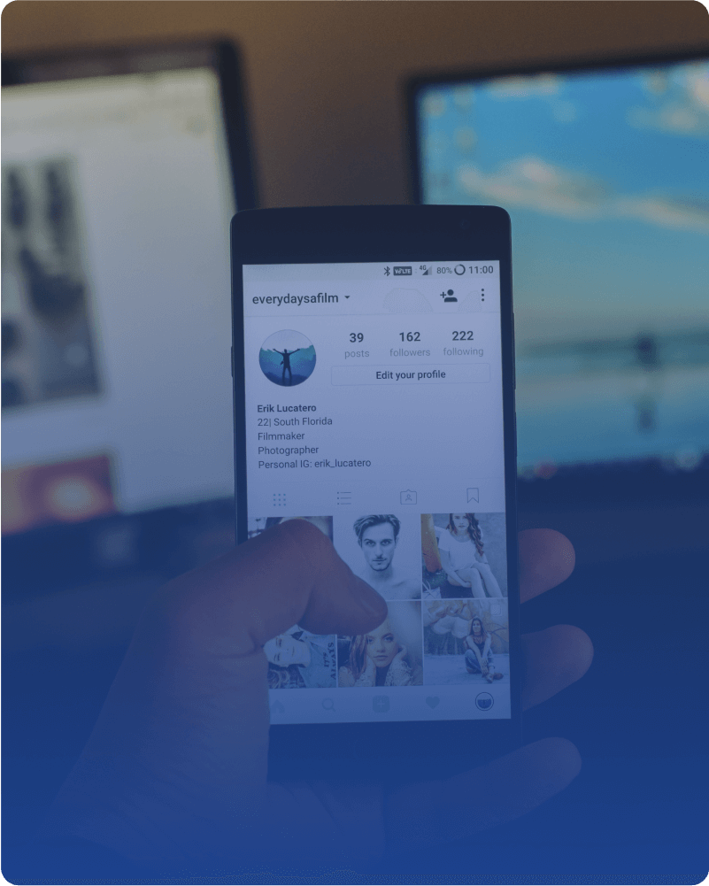 Social Media Management by Virtalent