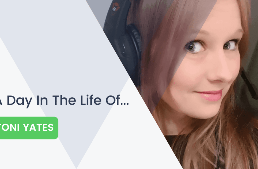 A Day In The Life Of Virtual Assistant, Toni