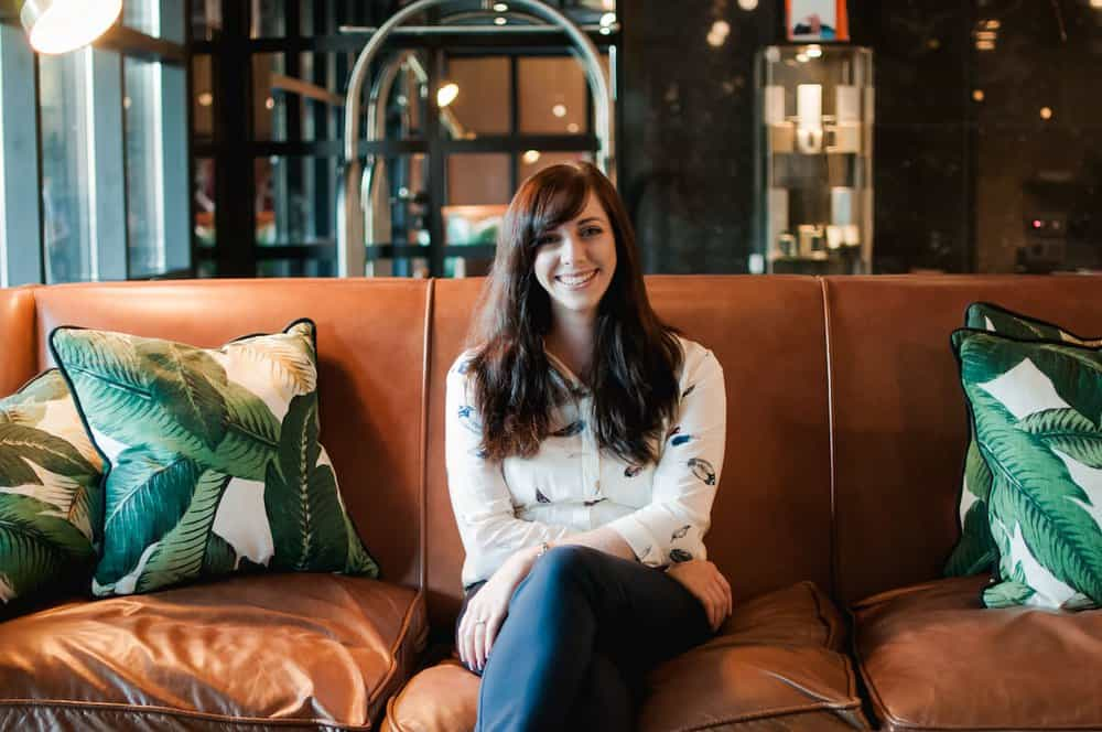 Ellie Wilson, Co-Founder at Virtalent