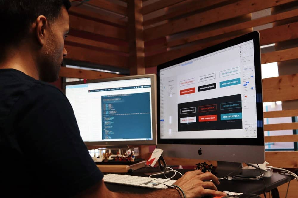 virtalent website redesign