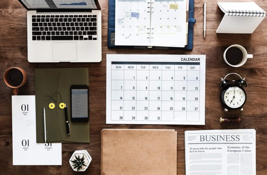 Our Top 5 Time Management Tips